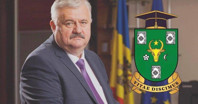 """100 de zile de activitate ale rectorului USM, dr. conf. univ. Igor Șarov:  """"Succesul – cultură a încrederii""""!"""