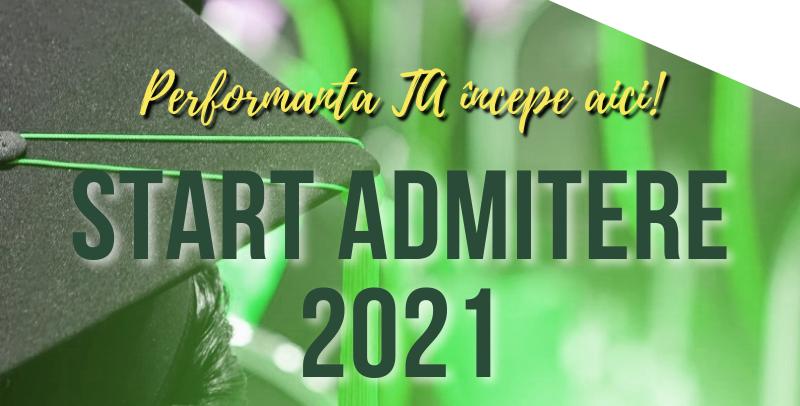 Performanța TA începe la Universitatea de Stat din Moldova! Start Admitere 2021