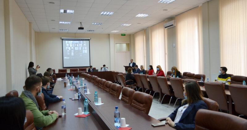 Acord de colaborare încheiat între Facultatea de Drept a Universității de Stat din Moldova și Autoritatea Națională pentru Integritate (ANI)