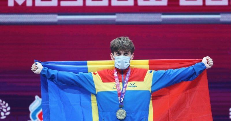 Performanță sportivă excepțională: USM -istul Daniel Lungu  – campion european!
