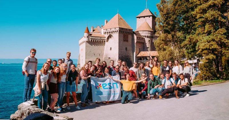 Studenții USM, despre mobilitatea academică la Universitatea din Geneva