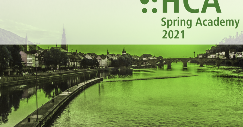 (Română) The annual Spring Academy of the Heidelberg Center for American Studies (HCA)