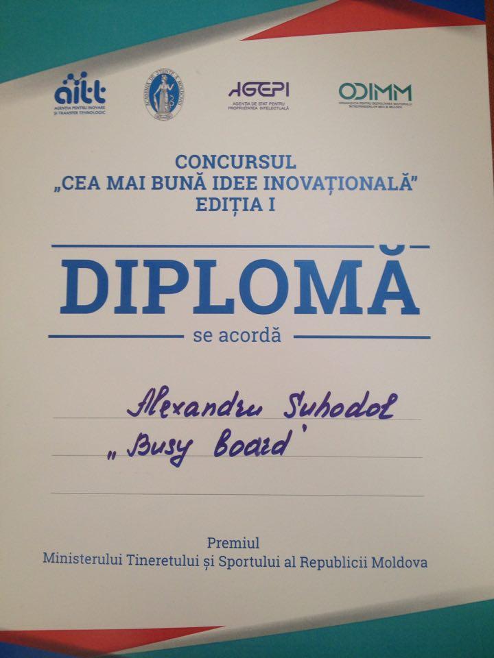 diploma concurs