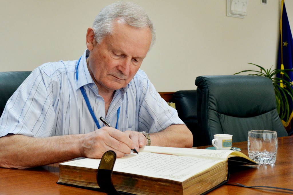 prof. Ivan Shestakov, Universitatea din Sao Paulo, Brazilia