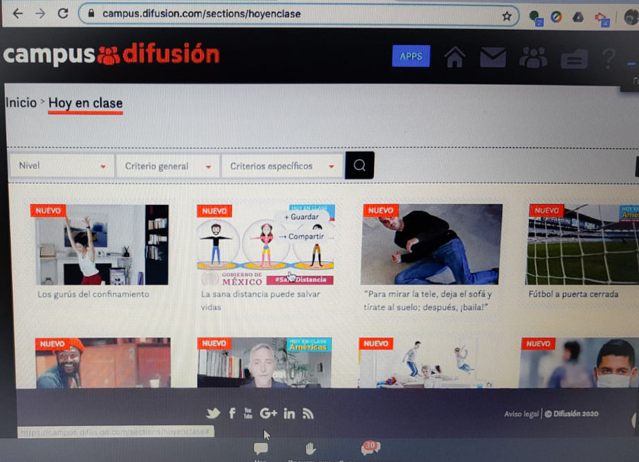 webinar Difusion
